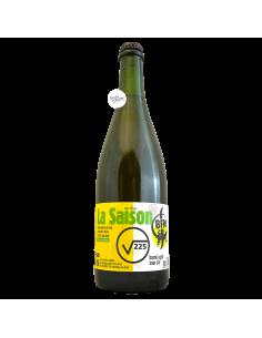Bière 225 Saison Barrel Aged Sour Ale 75 cl BFM Brasserie des Franches Montagnes