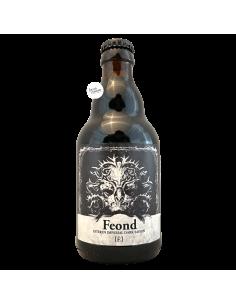 Bière Feond Imperial Dark Saison 33 cl Brasserie de l'Être