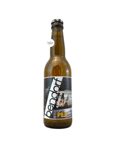 Bière Abribus Pilsner 33 cl Brasserie Bendorf
