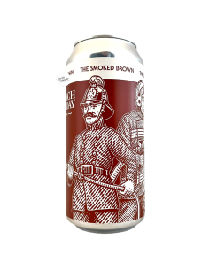 Bière The Smoked Brown 44 cl Brasserie Anspach & Hobday
