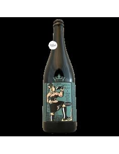 Bière Stout Impériale Russe à L'érable 2019 Bourbon 75 cl Brasserie Dunham