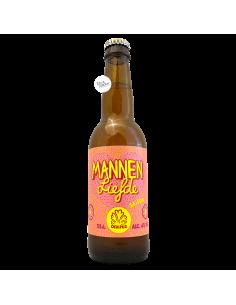 Bière Mannenliefde Saison 33 cl Brasserie Oedipus