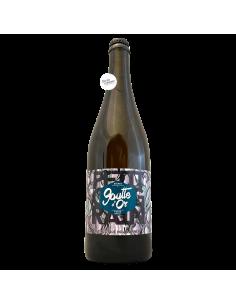Bière PETIT GRAIN Ale Rustique Houblonnée 75 cl Brasserie La Goutte d'Or