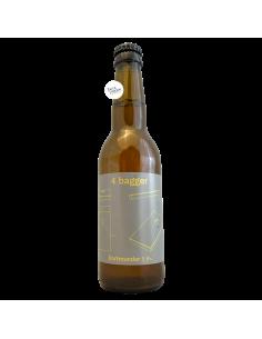 Bière 4 Bagger Dortmunder 33 cl Brasserie Spore Outland