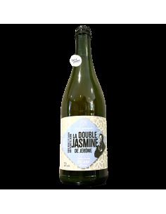 Bière La Double Jasmine de Jérôme Double Saison 75 cl Brasserie Thiriez