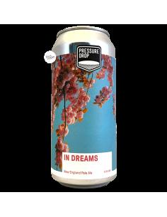 Bière In Dreams NE Pale Ale 44 cl Brasserie Pressure Drop