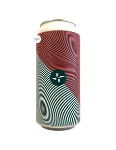 Bière Triple Fruited Gose Strawberry Gooseberry 44 cl Brasserie North Brewing