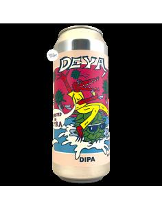 Bière Saturated In Citra NE DIPA 50 cl Brasserie DEYA