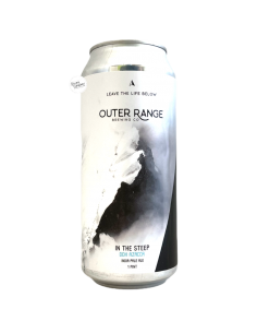Bière In the Steep DDH Azacca NE IPA 47 cl Brasserie Outer Range Brewing