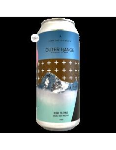 Bière High Alpine DIPA 47 cl Brasserie Outer Range Brewing