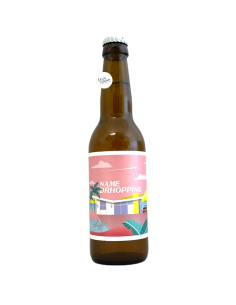 Bière Name Drhopping Ekuanot DIPA 33 cl Brasserie La P'tite Maiz'