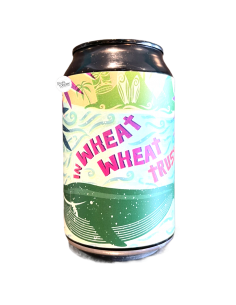 Bière In Wheat Wheat Trust White IPA 33 cl Brasserie La P'tite Maiz'