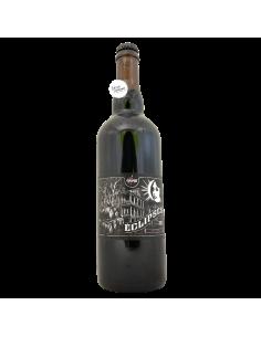Bière Eclipses Stout Bourbon 75 cl Brasserie La Pleine Lune