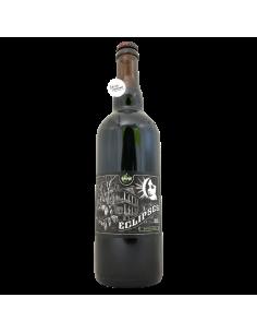 Bière Eclipses Stout Whisky Islay 75 cl Brasserie La Pleine Lune