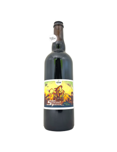 Bière Starship Porter Baltique 75 cl Brasserie La Pleine Lune