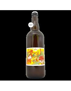 Bière LSD Gose Orange Sanguine 75 cl Brasserie La Pleine Lune