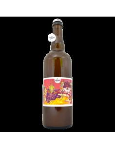 Bière LSD Berliner Fruits De La Passion 75 cl Brasserie La Pleine Lune