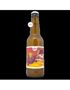 Bière LSD Berliner Fruits De La Passion 33 cl Brasserie La Pleine Lune