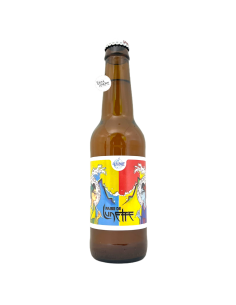 Bière Paire De Lunette Wheat IPA 33 cl Brasserie La Pleine Lune