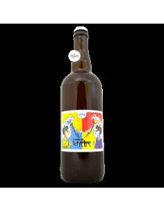 Bière Paire De Lunette Wheat IPA 75 cl Brasserie La Pleine Lune