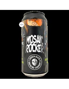 Bière Mosaic Rocker HDHC DDH DIPA 44 cl Brasserie Sudden Death