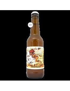Bière Lune et L'Autre American Pale Ale 33 cl Brasserie La Pleine Lune