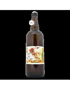 Bière Lune Et L'Autre American Pale Ale 75 cl Brasserie La Pleine Lune