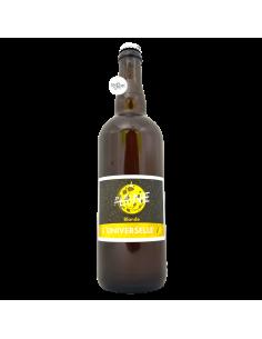 Bière L'Universelle Blonde 75 cl Brasserie La Pleine Lune