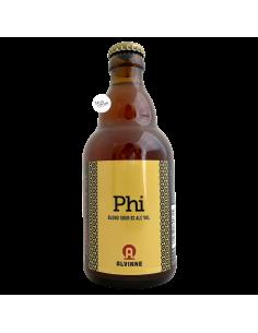 Bière Phi Blond Sour 33 cl Brasserie Alvinne