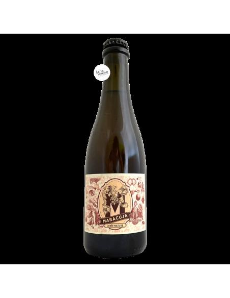 Bière Maracuja Wild Ale 37,5 cl Brasserie Malacuria