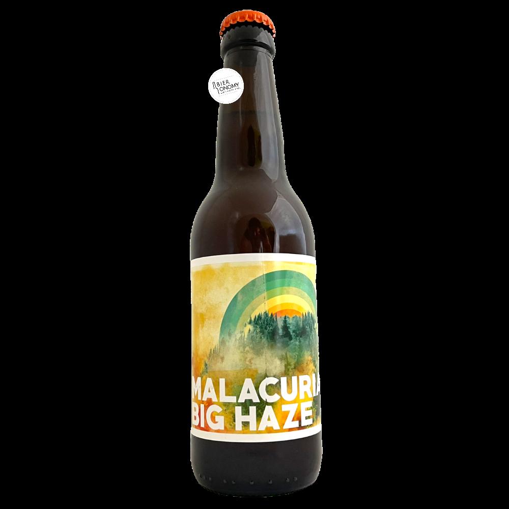 Bière Big Haze DIPA 33 cl Brasserie Malacuria