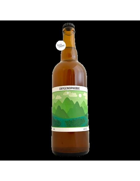 Bière Oxygénophobie IPA 75 cl Brasserie Flore