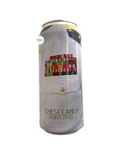 Bière Chest Candy Double NEIPA 47,3 cl Brasserie Spartacus