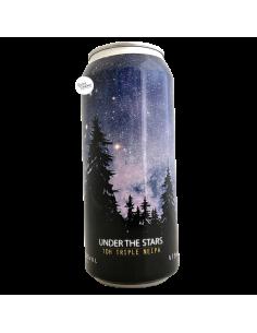 Bière Under the Stars TDH Triple NEIPA 47,3 cl Brasserie Spartacus