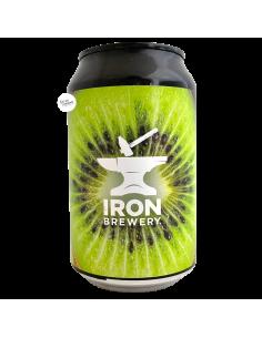 Bière Sour IPA Kiwi Centennial 33 cl Brasserie Iron