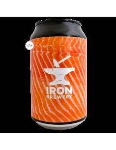 Bière Sour IPA Citron Aneth Saumon 33 cl Brasserie Iron