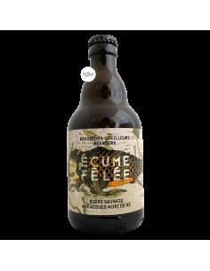 Bière Écume Fêlée Wild Ale Algues Nori 33 cl Brasseurs Cueilleurs x Beerserk