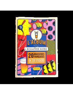 L'Album L'Échappée Bière 2021 2022 Brasseries Bières Françaises Artisanales Craft