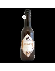 Bière Esperluette Saison Épeautre 33 cl Brasserie La Montagnarde