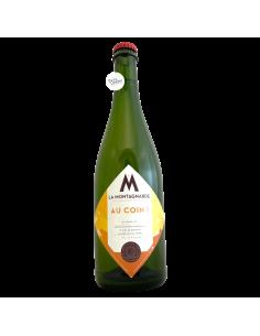 Bière Au Coin Fermentation Mixte Barriquée 75 cl Brasserie La Montagnarde