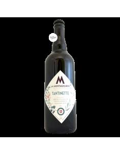 Bière Tantinette Kveik IPA 75 cl Brasserie La Montagnarde