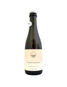 Motueka Foudre Beer Extra Hopped Bretted 37,5 cl Cloudwater