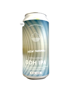 New Normal NE DDH IPA 44 cl Cloudwater