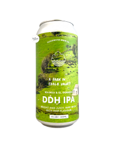 A Barn In Edale Valley NE DDH IPA 44 cl Cloudwater
