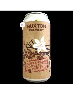 Costa Rican Coffee Extra Porter 44 cl Buxton