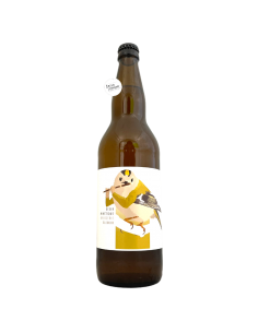 Bière Désir Mimétique La Part Des Hommes 14 66 cl Brasserie Elixkir