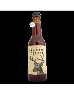 Bière Blanche Cerise 33 cl Brasserie Veyrat