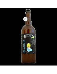 Bière Blanche Bio 75 cl Brasserie Maelström
