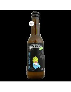Bière Blanche Bio 33 cl Brasserie Maelström