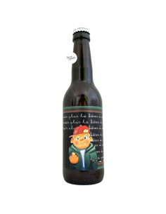 Bière Sale Gosse Imperial NEIPA 33 cl Brasserie Galibier